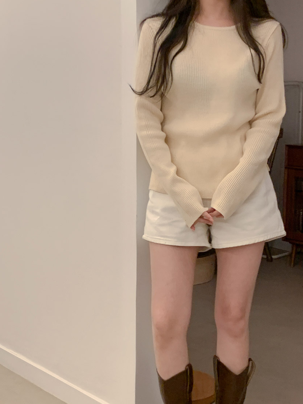 Clean knit - 5color
